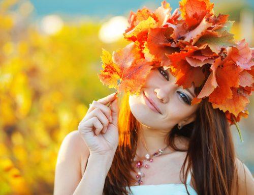 秋,肌膚喘息與修復的季節